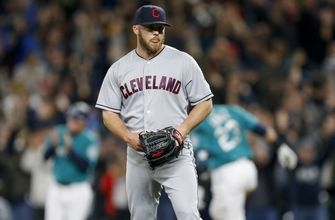Indians' bats quieted in 3-1 loss to Mariners