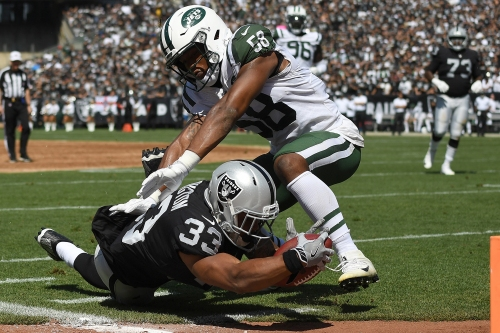 Darron Lee knows why he's struggling