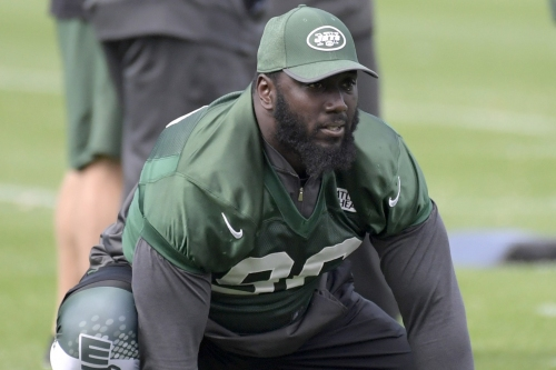Jets are black and blue entering home opener against Dolphins