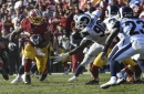 Redskins will 'stick with' the running game as long as it's successful