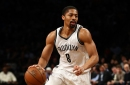 "Spencer Dinwiddie talks ""stick to sports,"" cooking, DLo and JLin plus ""culture"""