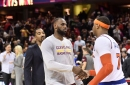 5 players the Knicks could target in a Melo deal with the Cavs or Thunder
