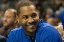 Carmelo Anthony Trade Talks Heat Up, Knicks Still Cold Towards Blazers