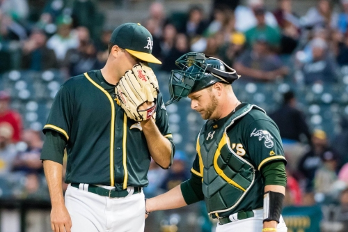 SP or RP? A's Have Many Difficult Decisions Ahead