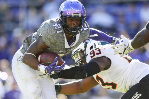 College Football Saturday: #15 TCU at #6 Oklahoma State and #5 Southern Cal at UC Berkeley Highlight Today's Early Games