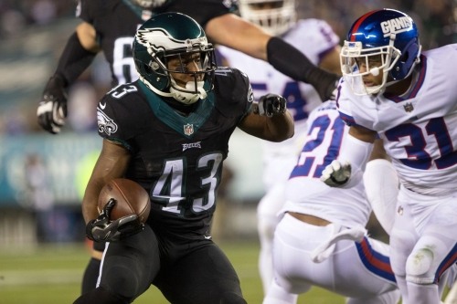 Sproles featured in film from Eagles