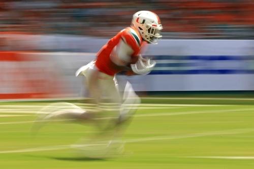 GAME THREAD: Miami Hurricanes vs Toledo Rockets