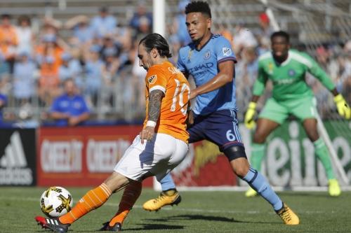 Dynamo nab 1-1 draw on the road against NYCFC