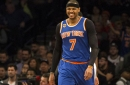 Carmelo Anthony gives Knicks another possible way out