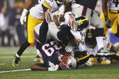 The curious case of Lawrence Timmons. Should we really be concerned?