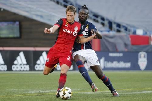 Rate the Reds: New England Revolution 2-1 Toronto FC