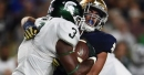 Michigan State-Notre Dame: Live updates, score, analysis for Week 4 game (09/23/2017)