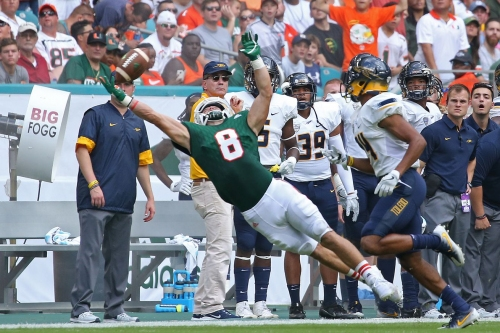 Miami Hurricanes Football: 3 Stars from the Toledo Rockets game