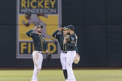 Game Thread #154: Athletics vs Rangers