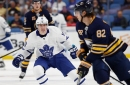 Recap: Maple Leafs dull the blades of the Buffalo Sabres 3 - 1 in a grind of a game