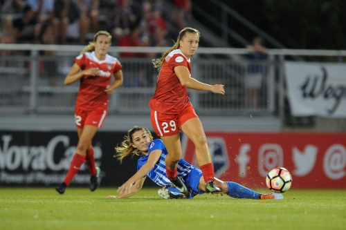 Washington Spirit fall 3-0 in bottom of the table matchup