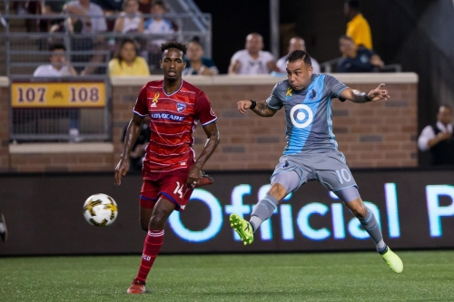 FC Dallas picks up another loss, 4-1 at Minnesota United