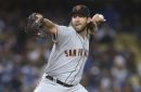 Bumgarner ace-like again as Giants hold off Dodgers