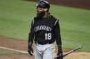Rockies shut out in 5-0 loss to Padres