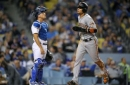 Bumgarner shackles Dodgers in Giants' 2-1 win (Sep 23, 2017)