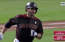 WATCH: Martinez sets D-backs record with 14th homer this month