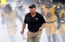 Missouri Tigers Barry Odom gives fiery speech after loss to Auburn
