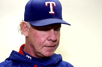 Steve Buechele on Gonzalez's outing in loss to Athletics