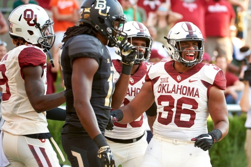Oklahoma Sooners Football: OU survives upset scare from Baylor 49-41