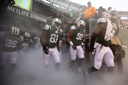 Regardless of fan reception, Jets are eager for home opener