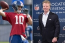 Phil Simms thinks he knows what Eli Manning's problem is