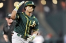 Khris Davis is first Oakland A's player with consecutive 40-homer seasons