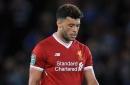 Arsenal boss Arsene Wenger takes a swipe at Liverpool's Alex Oxlade-Chamberlain