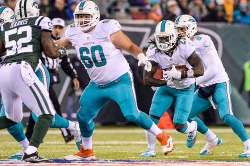 The Splash Zone 9/24/17: Miami Dolphins at New York Jets