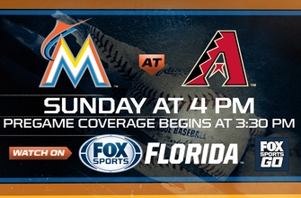 Preview: Marlins bats on fire heading into rubber match in Arizona