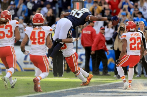 Chargers vs. Chiefs: Game Time, TV Schedule, Online Streaming and more