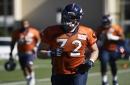Broncos' Garett Bolles, Bennie Fowler active vs. Buffalo Bills