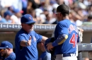 Cubs go for series win over Brewers