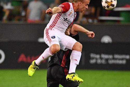 San Jose Earthquakes visit DC United: Four nothing
