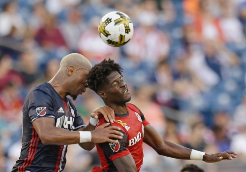 Toronto FC falls in New England as pitch talk rules the weekend: 'It's ridiculous, a joke'