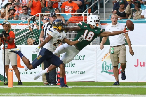 Miami Holds at 14th in AP Poll, Moves to 13th in Coaches Poll