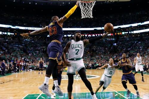 LeBron James and the Boston Celtics' timeline