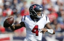 2017 Houston Texans Gameday Live: Texans vs. Patriots (Fourth Quarter)