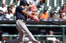 Twins complete sweep of Tigers with 10-4 win