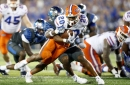 Florida slides to No. 21 in AP poll; rises to No. 20 in coaches' poll