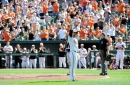 J.J. Hardy stars as Orioles take down Rays, 9-4, in last home game of season