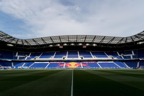 Danone Nations Cup success at Red Bull Arena