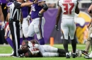 Buccaneers lose Lavonte David, can't keep up with Case Keenum in loss to Vikings