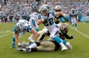 Christian McCaffrey has first 100-yard game in Panthers' loss to Saints