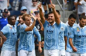Sporting KC gets important 2-1 win over LA Galaxy
