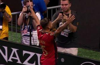 Hector Villalba scores a rocket for Atlanta United vs. Montreal   2017 MLS Highlights